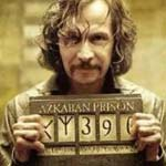 Sirius Black from Prisoner of Azkaban