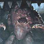 rancor from Return of the Jedi