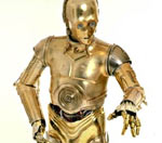 C-3P0 from Star Wars